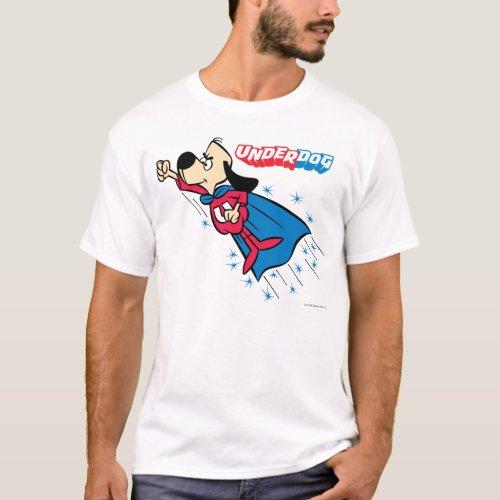 Underdog  Flying Up High T_Shirt