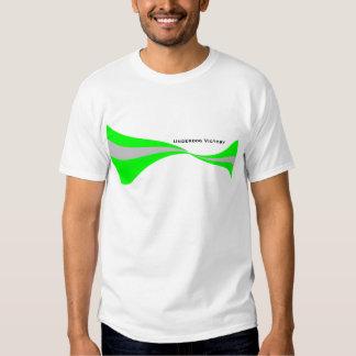 Underdog Victory Lime Swirl T Shirts