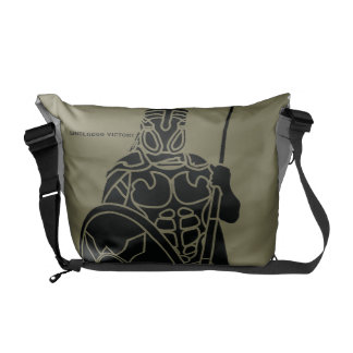 Underdog Victory - Roman Soldier Green Tote Bag