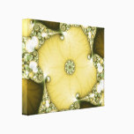 Underflower Fractal Canvas Print