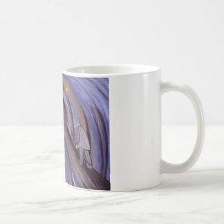UNDERGROUND AT MURTON COLLIERY DURHAM COFFEE MUG