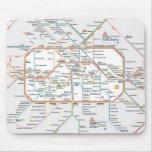 Underground Berlin Mouse Pad