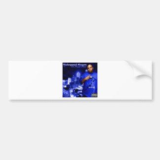 UnderGround Gangsta album wear Bumper Sticker
