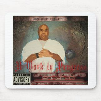 UnderGround Gangsta album wear Mouse Pad