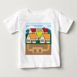 Underground hideout baby T-Shirt