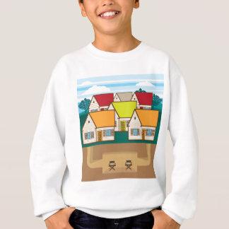 Underground hideout sweatshirt