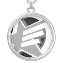 underground logo necklace