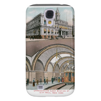 Underground Loop Station at City Hall, New York Samsung Galaxy S4 Case