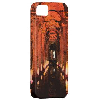 Underground palace iPhone SE/5/5s case