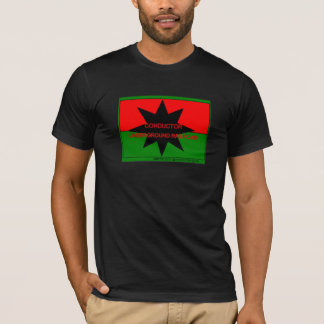 underground railroad conductor T-Shirt