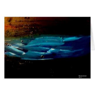 Underground River Notecard