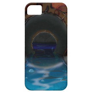 Underground Sewers Tunnel Cartoon iPhone SE/5/5s Case