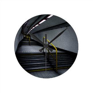 Underground Subway at Bank Round Clock