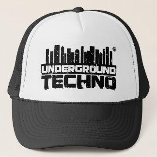 Underground Techno - Hat