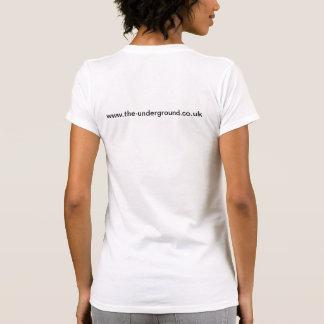 Underground Tron logo Tshirt