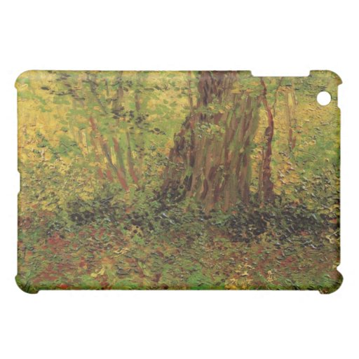 Undergrowth by Vincent van Gogh Case For The iPad Mini