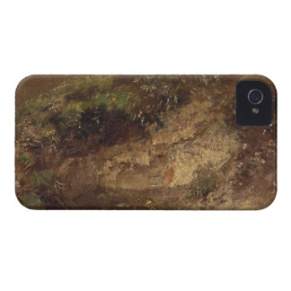 Undergrowth, c.1821 (oil on paper on board) iPhone 4 cases