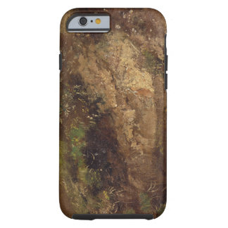 Undergrowth, c.1821 (oil on paper on board) tough iPhone 6 case