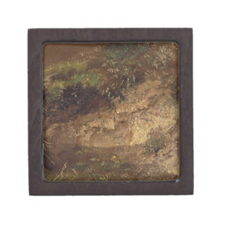 Undergrowth, c.1821 (oil on paper on board) premium gift box