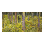 Undergrowth with Two Figures Van Gogh Fine Art Poster