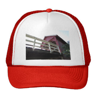 Underneath the Covered Bridge Trucker Hat