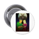 Underneth the Full Moon 2 Inch Round Button