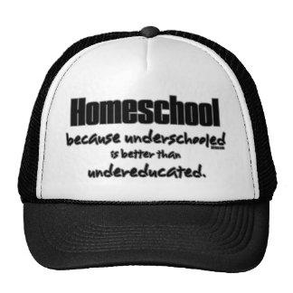 Underschooled Mesh Hats
