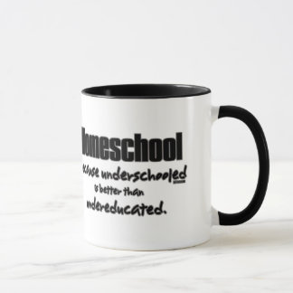 Underschooled Mug