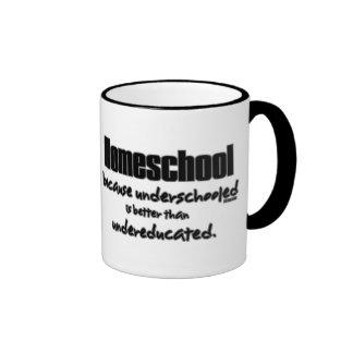 Underschooled Ringer Mug