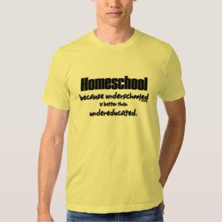 Underschooled Tee Shirt