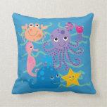 Undersea Adventure Pillow