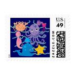 Undersea Adventure Stamp