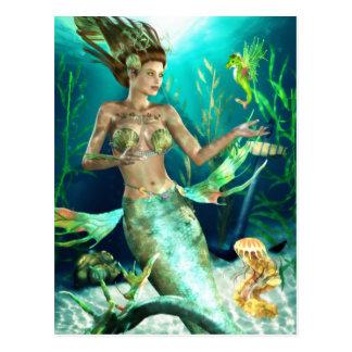 Undersea Companions Postcard
