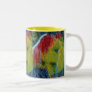 Undersea Discovery Two-Tone Coffee Mug