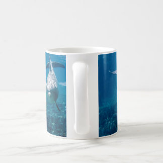 Undersea Dolphins Coffee Mug
