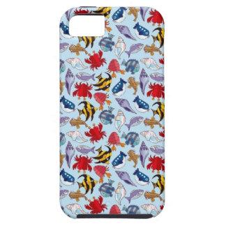 Undersea Friends iPhone 5 Cases