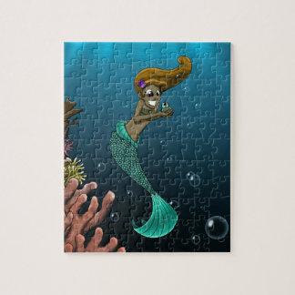 Undersea Friendship Puzzle