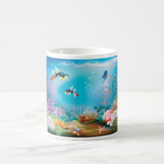 Undersea Life Coffee Mug