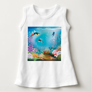 Undersea Life Dress