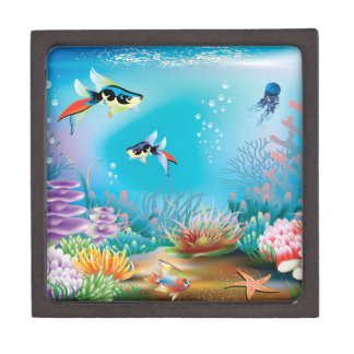 Undersea Life Gift Box