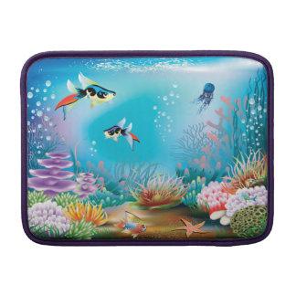Undersea Life Sleeve For MacBook Air