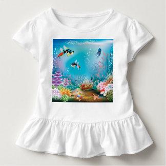 Undersea Life Toddler T-shirt