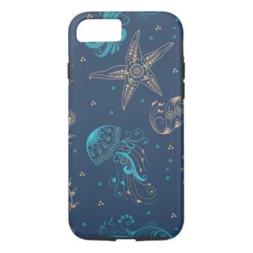 Beach Themed Undersea Phone Case