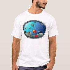 undersea.png T-Shirt