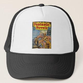 Undersea Snake People Trucker Hat