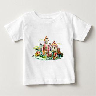 Undersea Village Baby T-Shirt