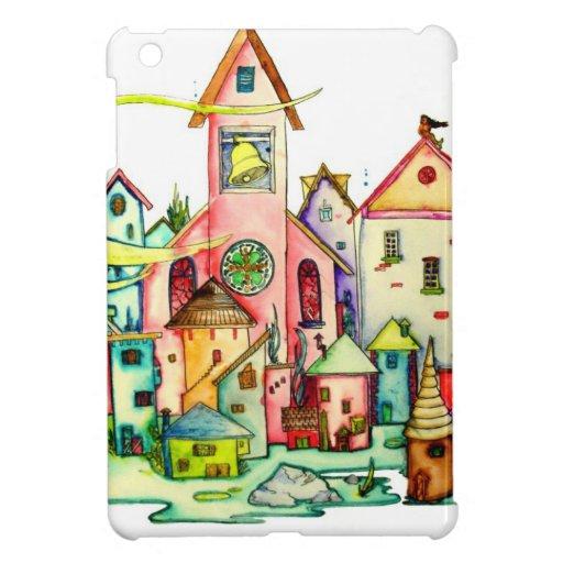 Undersea Village iPad Mini Case