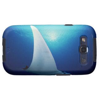 Underside of a manta ray galaxy SIII cases
