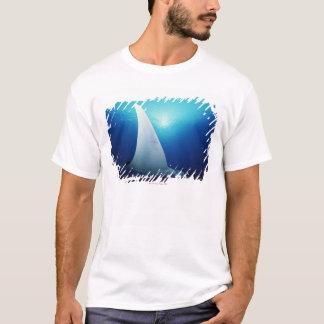 Underside of a manta ray T-Shirt