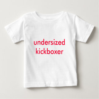 undersized kickboxer baby T-Shirt